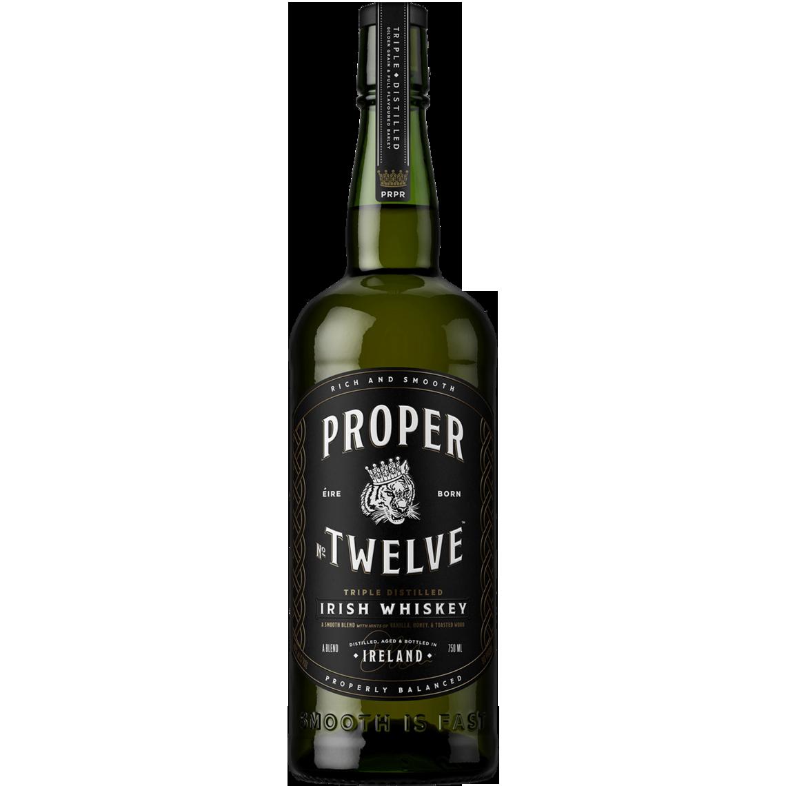proper whiskey bottle wide