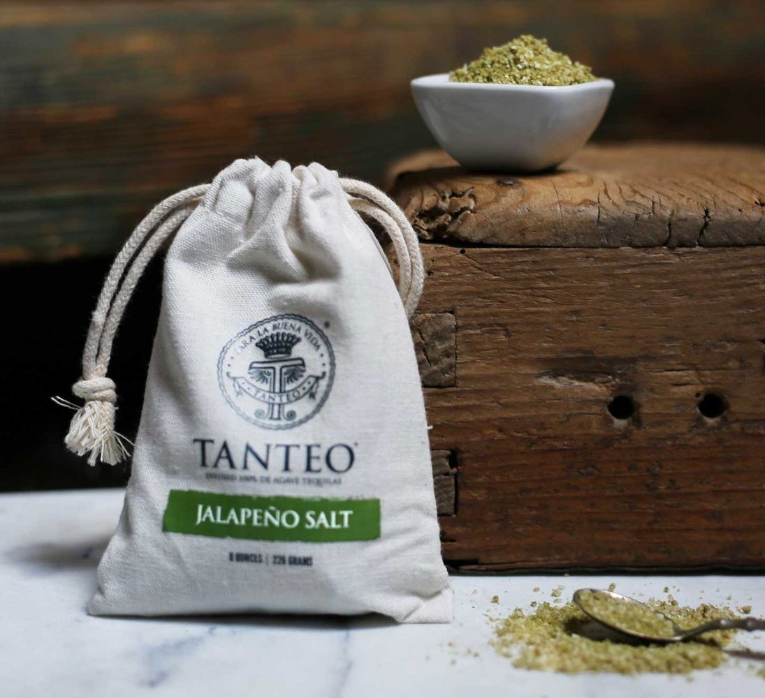 Jalapeño Salt Bag