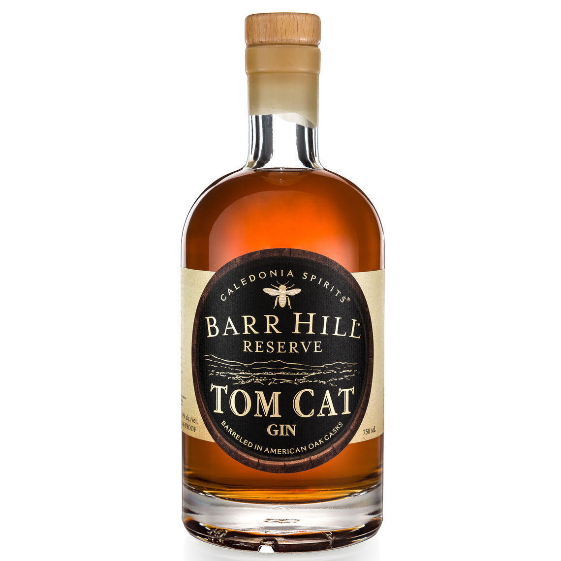 tom cat gin 750