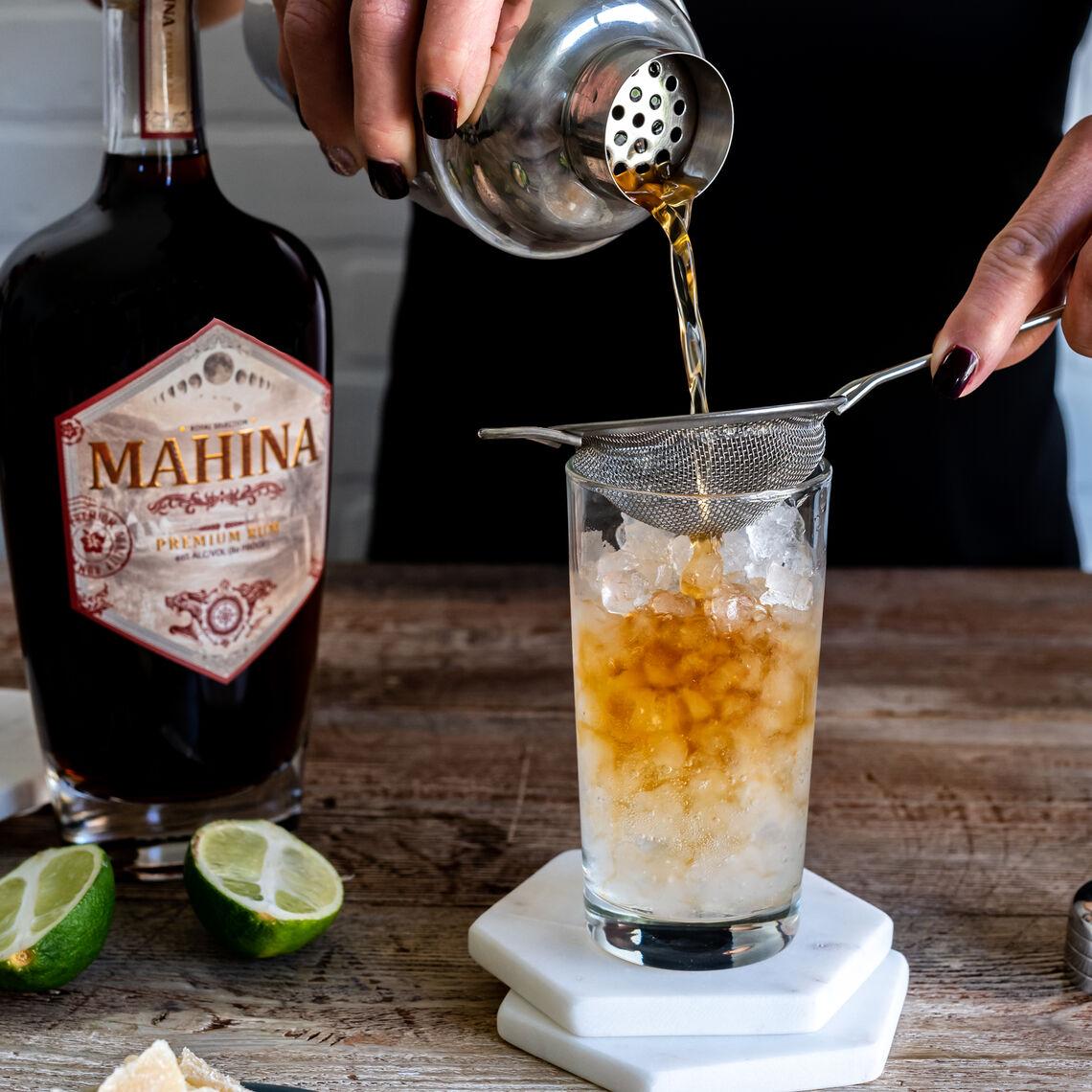 mahina rum high tide cocktail 1