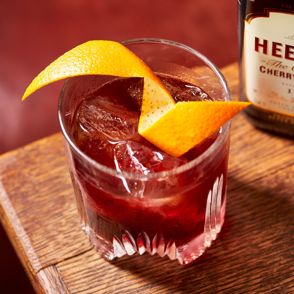 Heering Old Fashioned