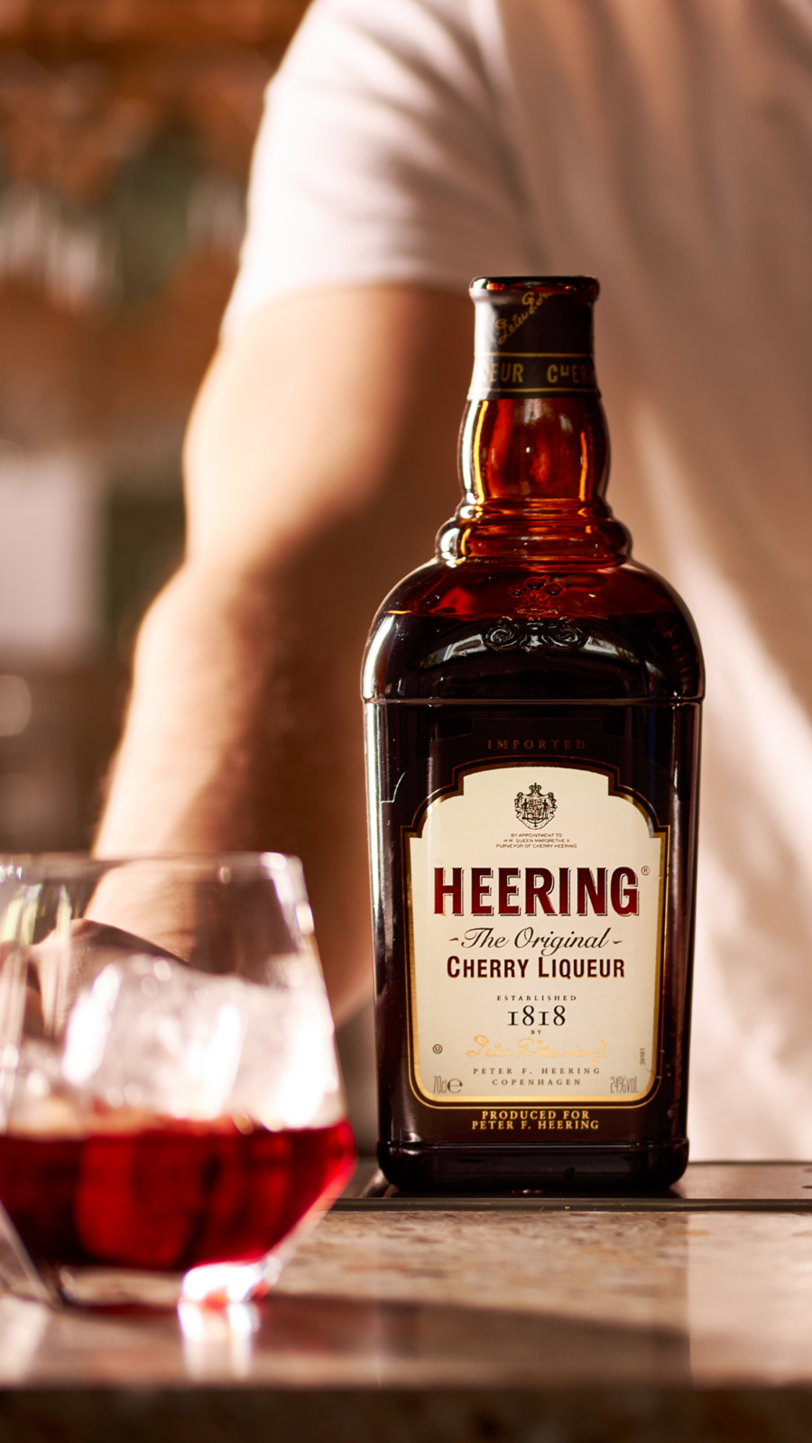 The story of Heering cherry liqueur