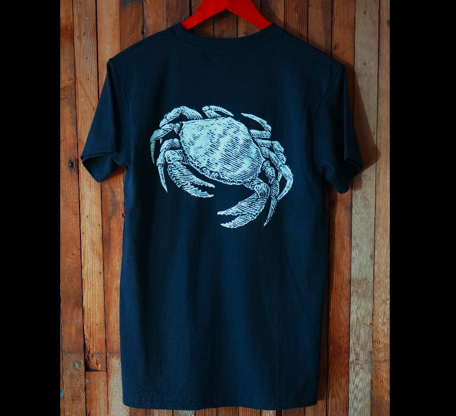Humboldt Crab Tee