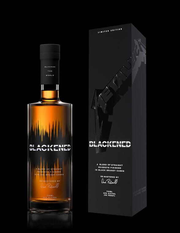 blknd the black album whiskey pack
