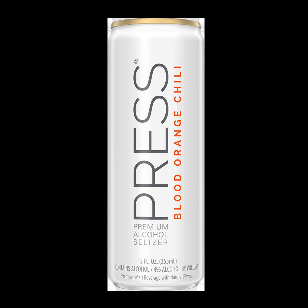 press blood orange