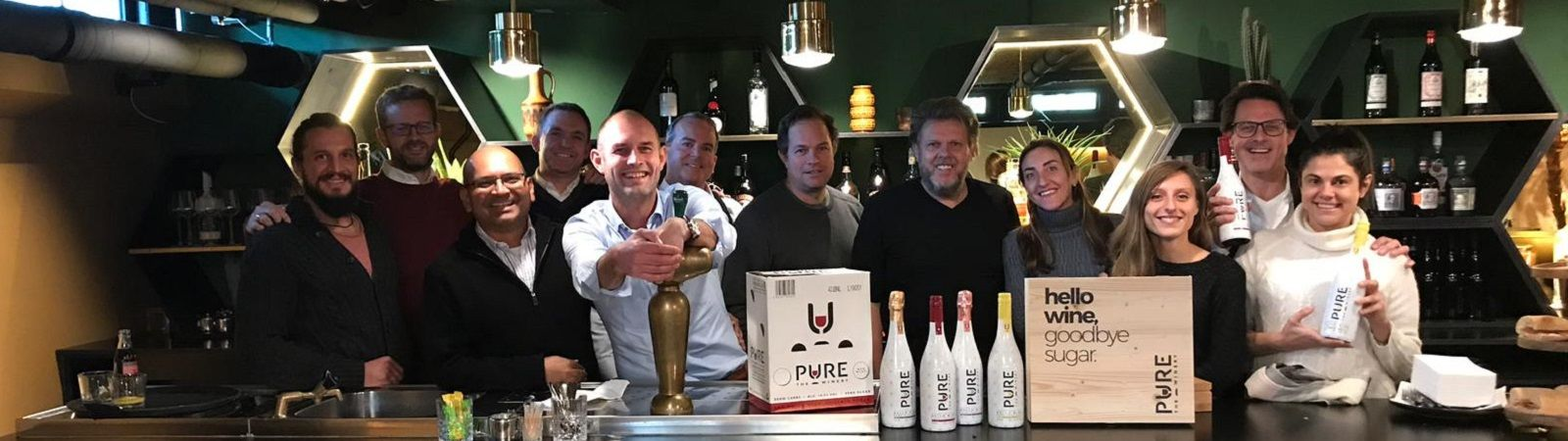 team pure the winery
