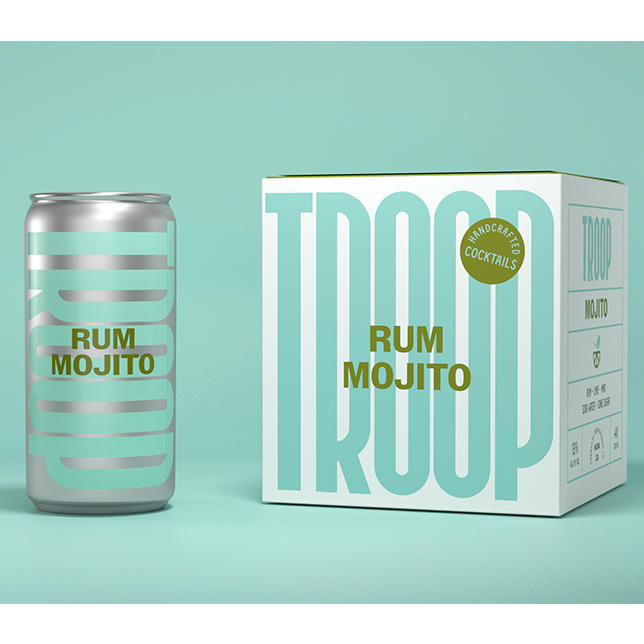 rum mojito