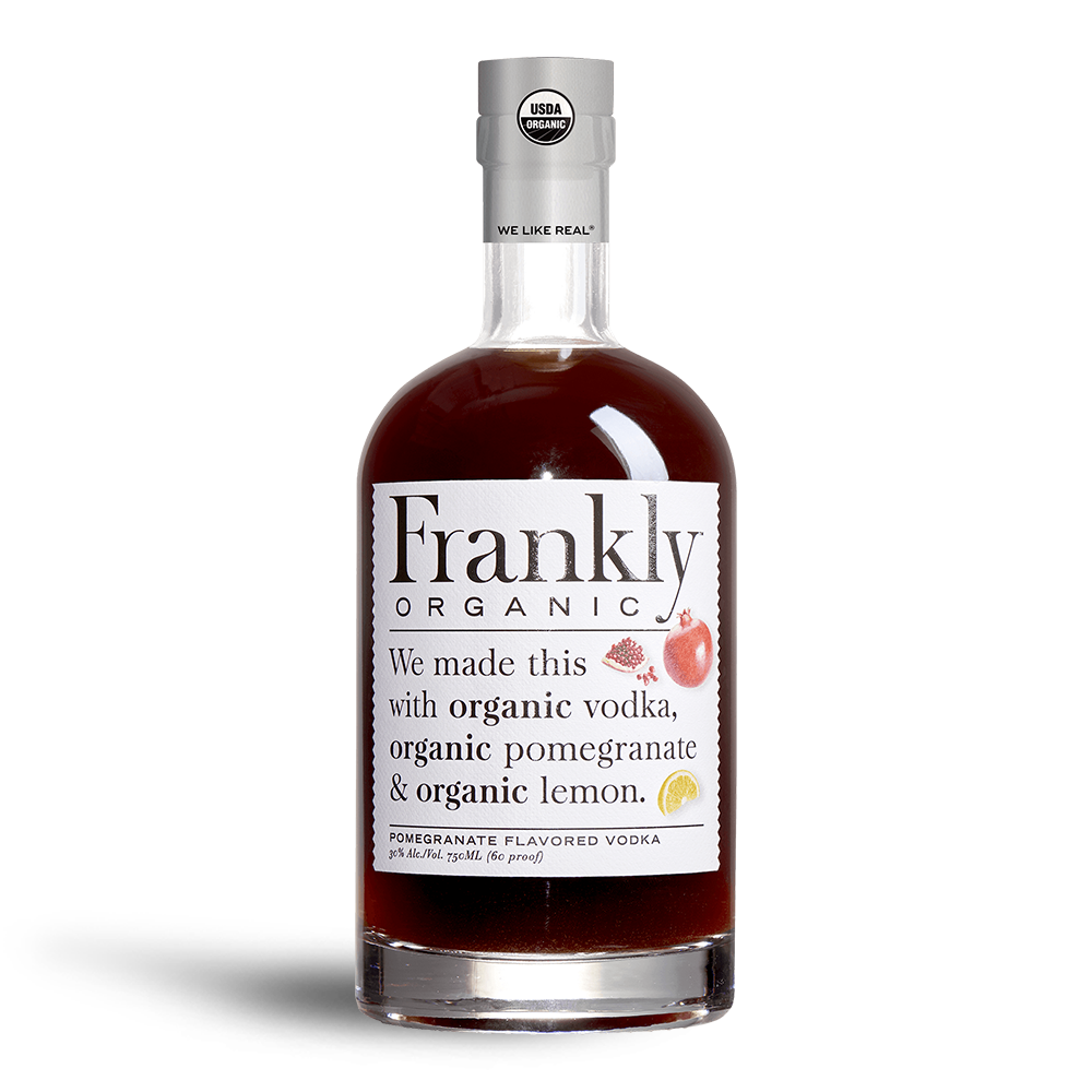 frankly organic pomegranate vodka1