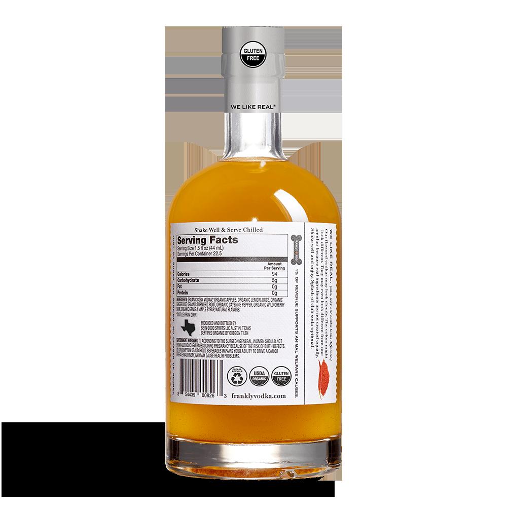 frankly organic apple vodka2