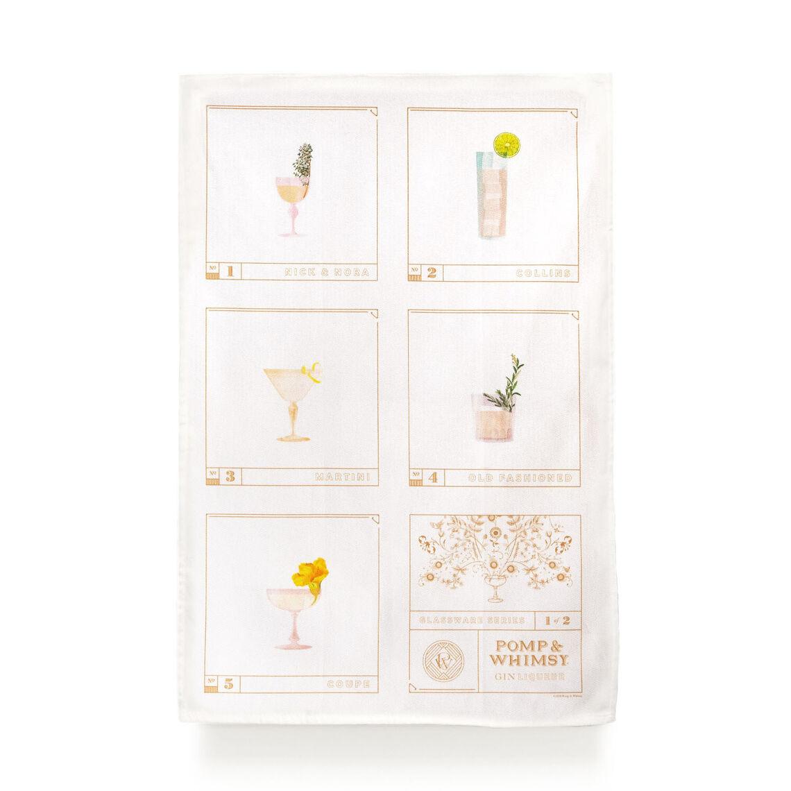 pw shop tea towel glassware set 3sq