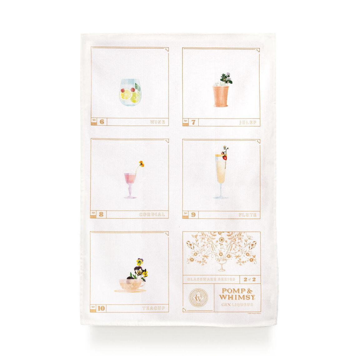 pw shop tea towel glassware set 2sq