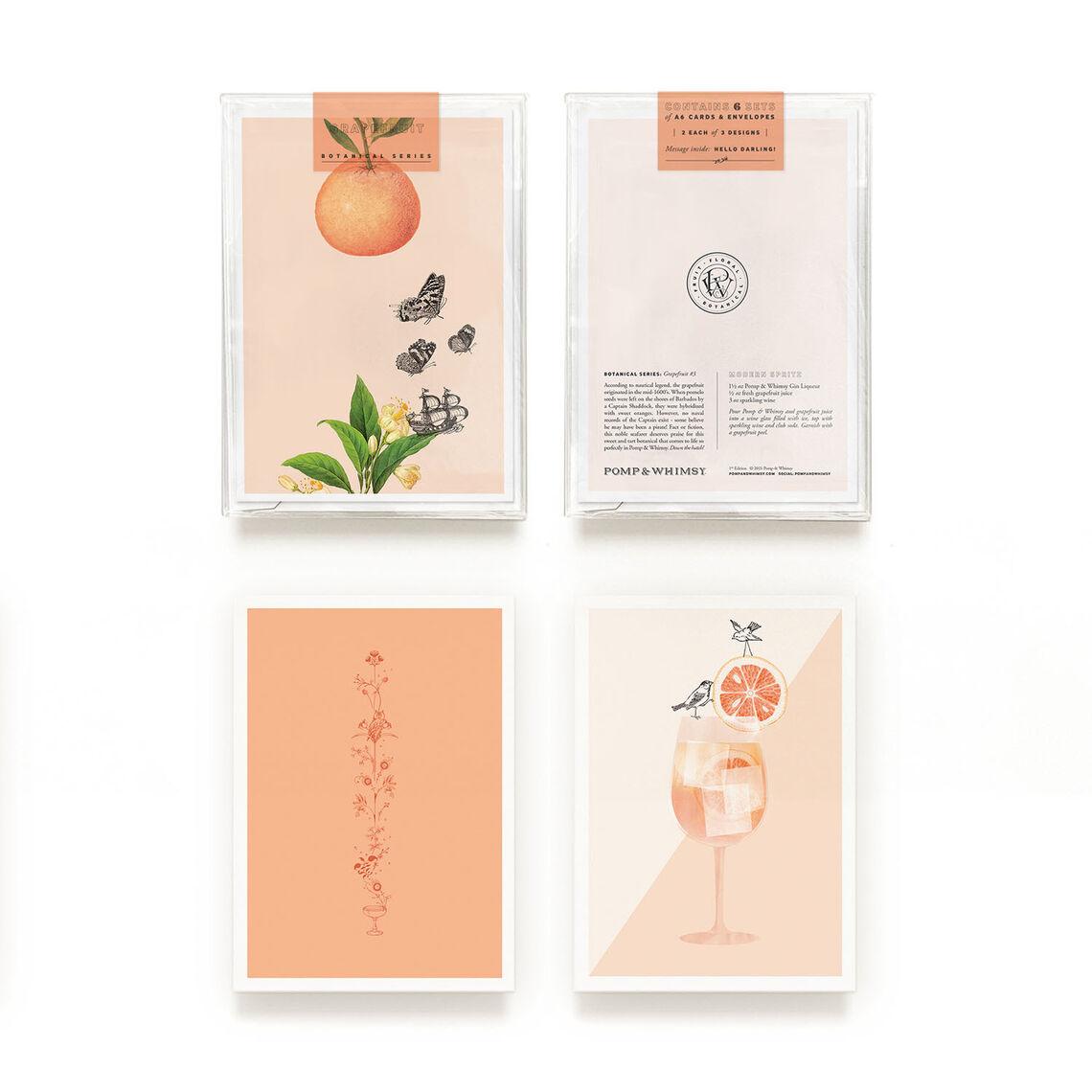 pw shop cards grapefruit 1sq