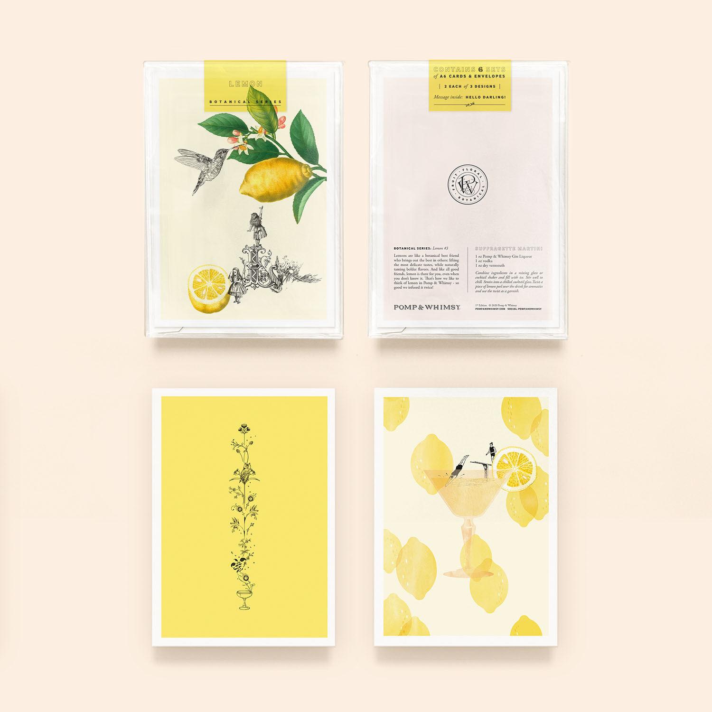 pw shop cards lemon 1sq