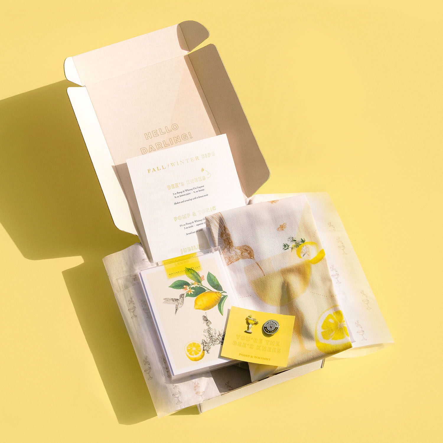 pw shop bees knees gift set 1