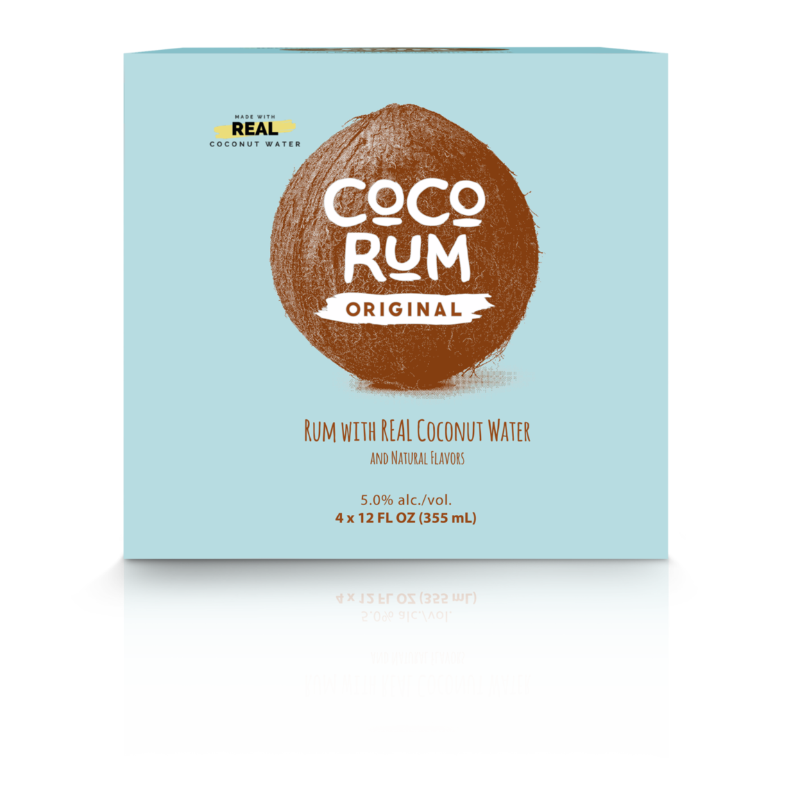 coco rum 4 pack front view 2