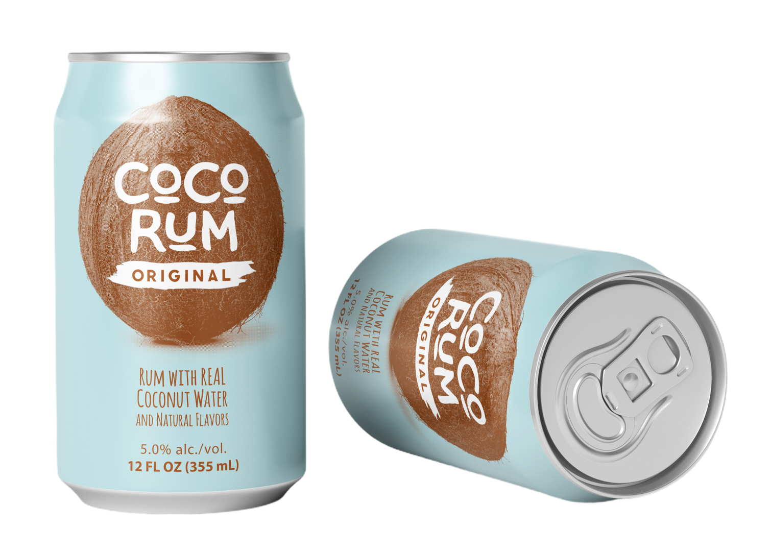 coco rum 2 cans now shadows
