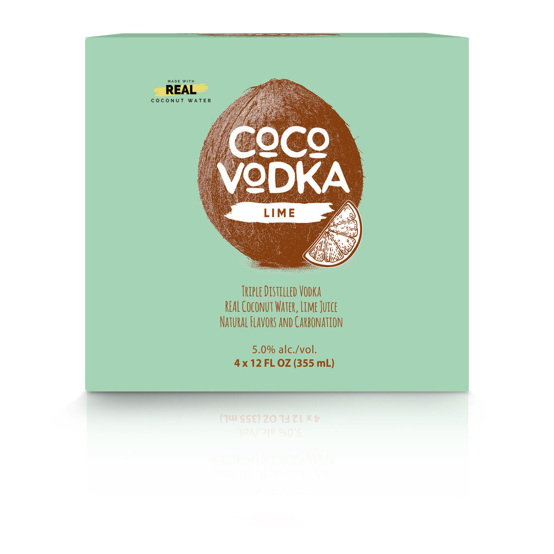 coco vodka lime front 4pack
