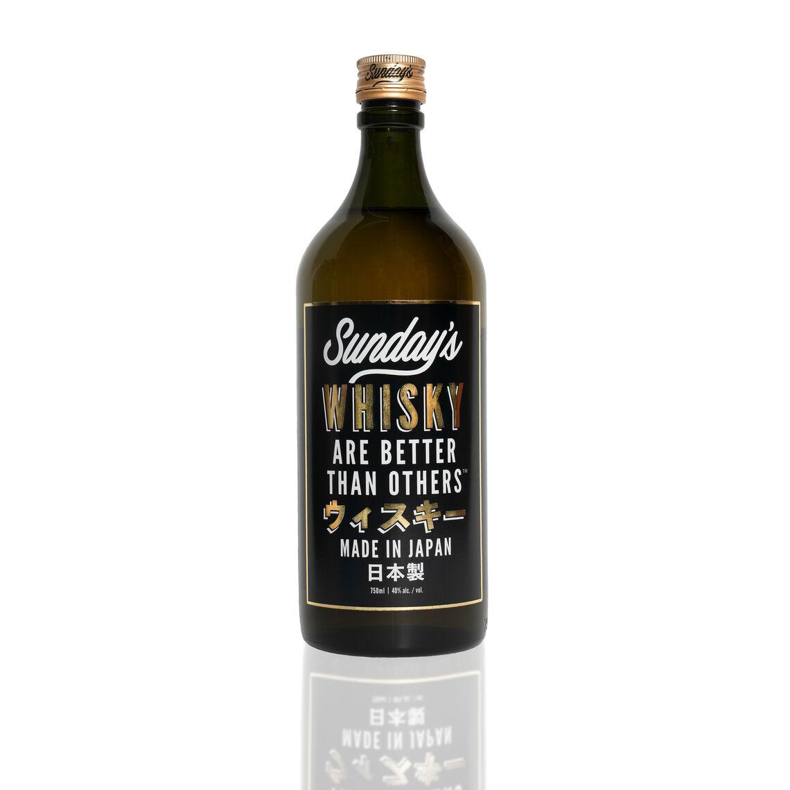 sunday s whisky